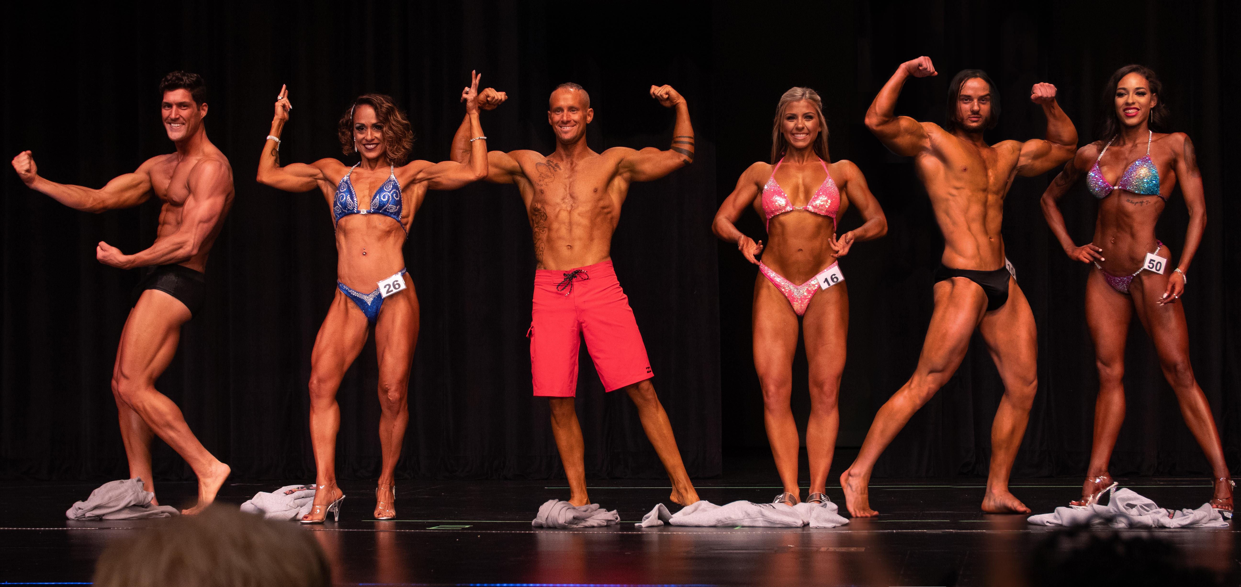 NWA Natural Championships | NWA Fitness & Health